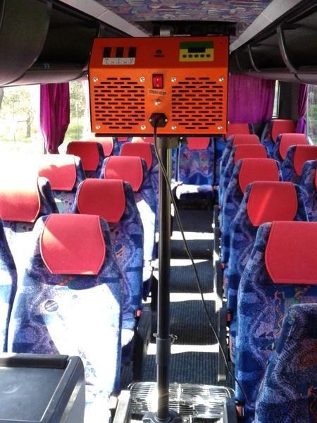 dezynfekcja-autokaru, foteli